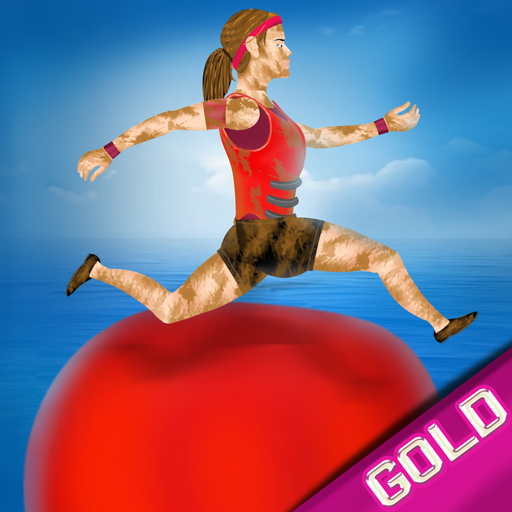 summer-fun-games-tv-contestant-obstacle-water-course-gold-edition