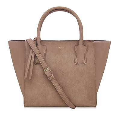 320a615b88f17 Amazon.com  LaBante London  Demi  Vegan Leather Shoulder Bag for ...