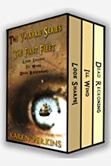 The Valkyrie Series: The First Fleet - (Books 1-3) Look Sharpe!, Ill Wind & Dead Reckoning: Caribbean Pirate Adventure Kindle Edition