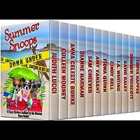 Summer Snoops: Down Under (English Edition)