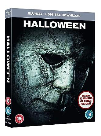 Amazon com: Halloween (2018) [Blu-ray]: Jamie Lee Curtis, Judy Greer