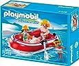 PLAYMOBIL 5439 - Urlauber mit Schlauchboot