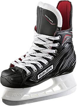 6c38e1cd6eb Image Unavailable. Image not available for. Colour  Bauer Vapor X300 Ice  Hockey Skates (Junior ...