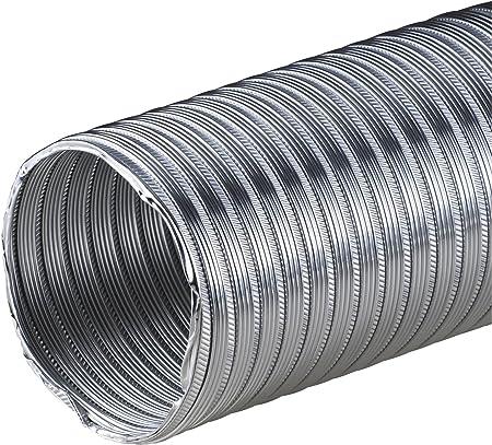 Tuyau flexible en aluminium /Ø 125 mm Longueur 1,5 m