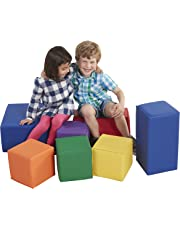 Softzone Foam Big Blocks, 7-Piece Set