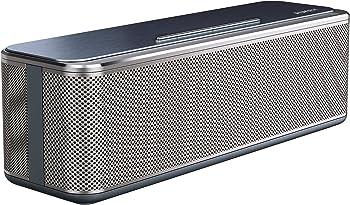AUKEY Bluetooth 16W Metal Wireless Stereo Speaker