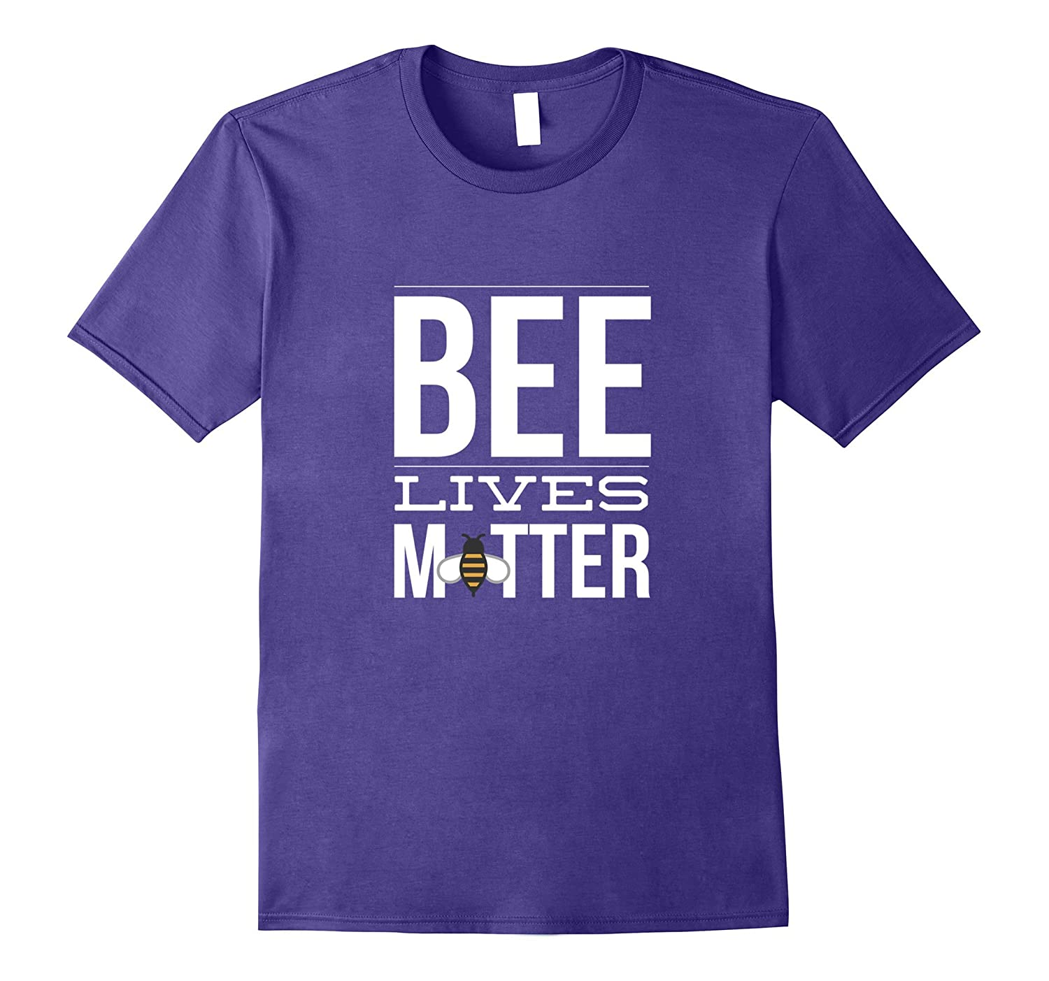 """Bee Lives Matter"" T-Shirt for Bee Lovers"