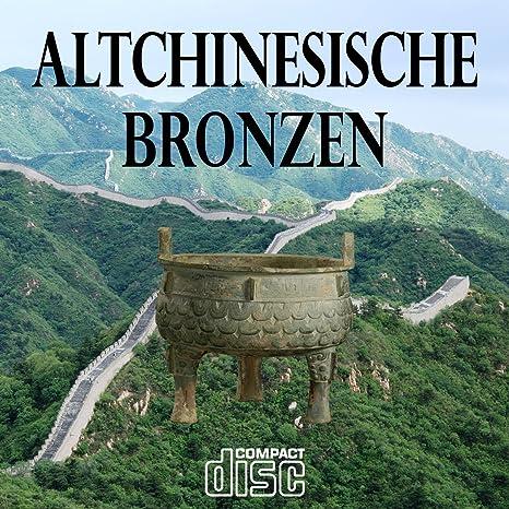 Altchinesische Bronzen Bronzegegenstände Bronze CD Bronzeskulptur Bronzeguss