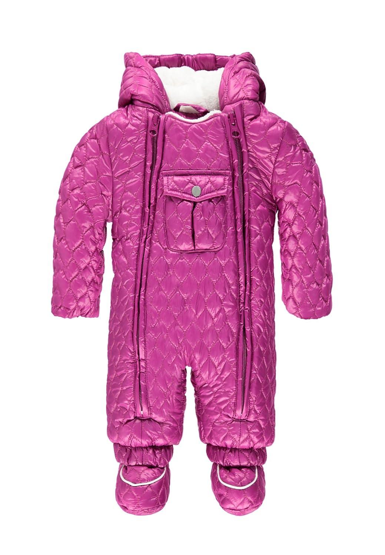 Kanz Baby - Mädchen Schneeanzug m. Kapuze