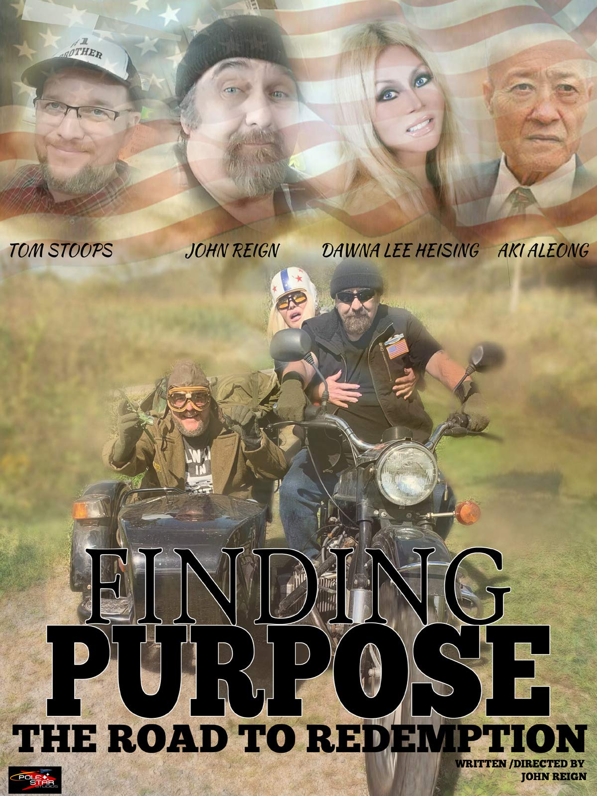 Finding Purpose The Road To Redemption