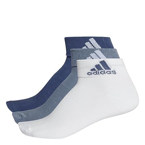 adidas Cf7368 Calcetines, Unisex niños, Azul (indnob/Blanco/acenat),