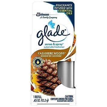 9966da93649 Amazon.com  Glade Sense   Spray Cashmere Woods Refill