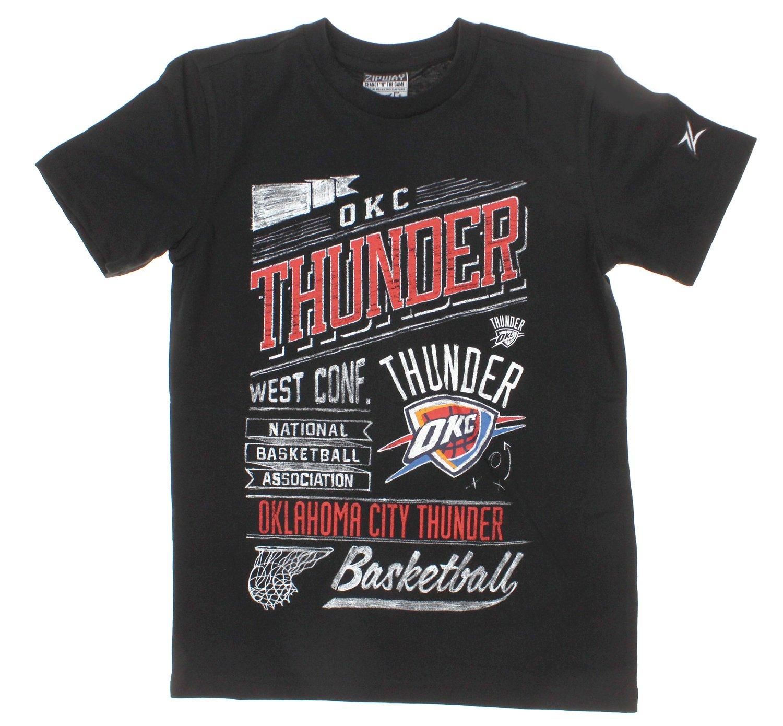 【2018?新作】 Oklahoma City – Thunder Boys NBA Youth B01D4X20VG Big Boys Headlineシャツ – ブラック Large ブラック B01D4X20VG, 【年間ランキング6年連続受賞】:9247b62c --- a0267596.xsph.ru