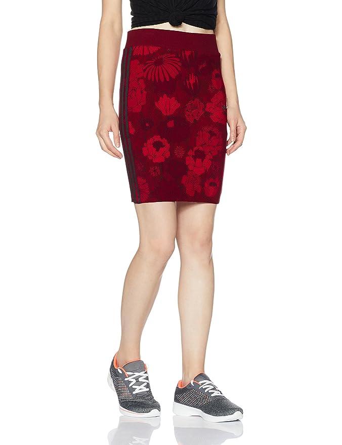 adidas Falda 3 Rayas para Mujer.: Amazon.es: Ropa y accesorios
