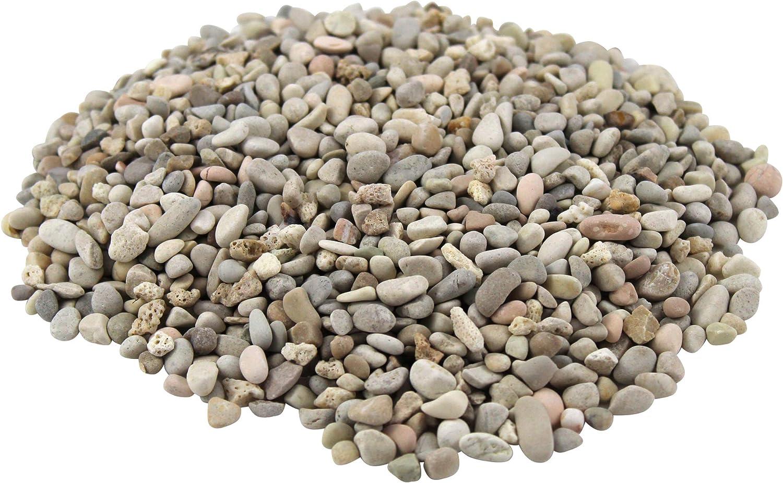 Margo Garden Products 30lbs Bag Rainforest Gravel, Cream