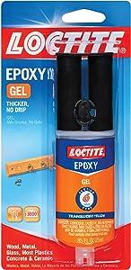 Loctite 1405602 0.85 oz Gel Epoxy, Single, Clear