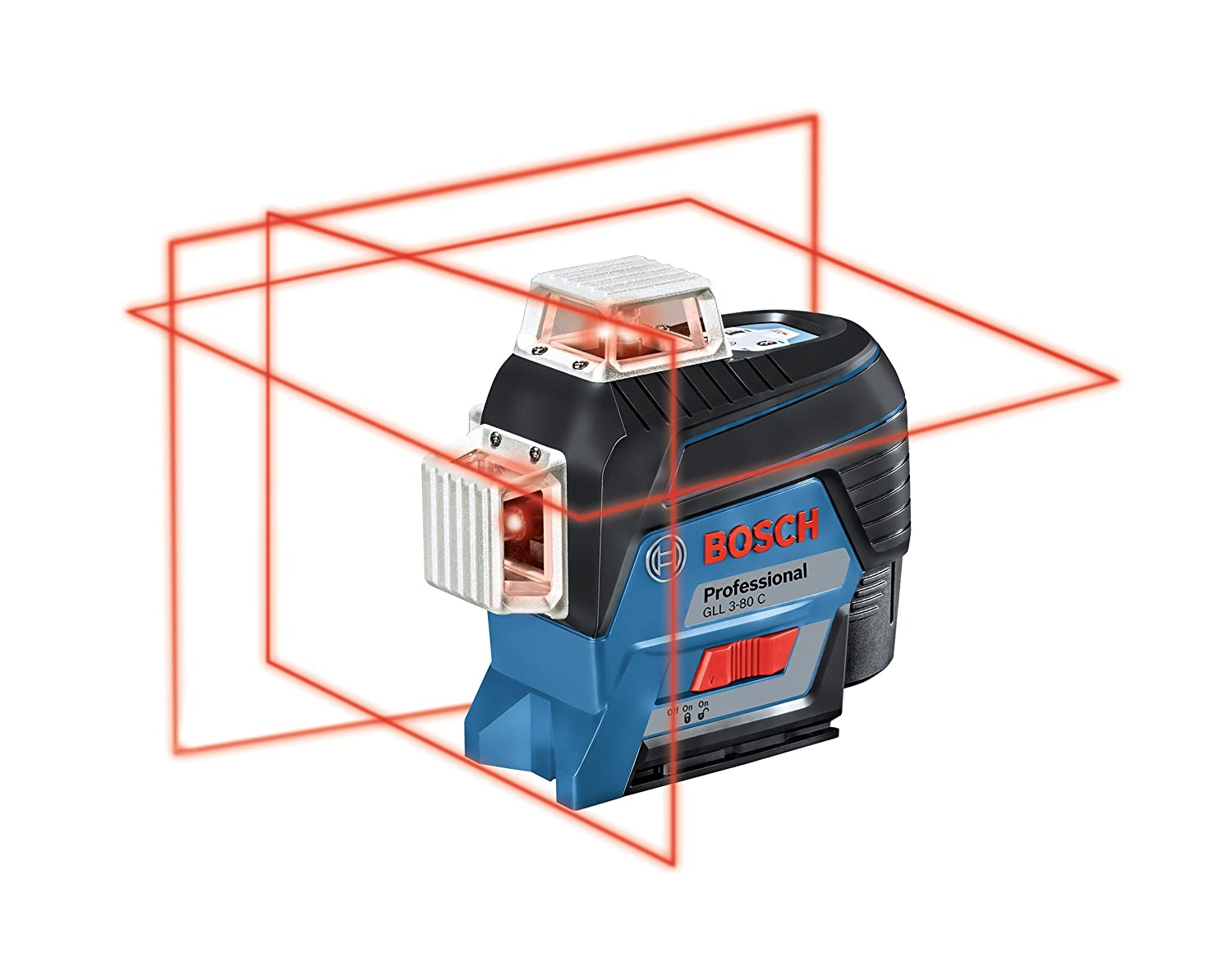 Bosch professional linienlaser rot gll c app funktion