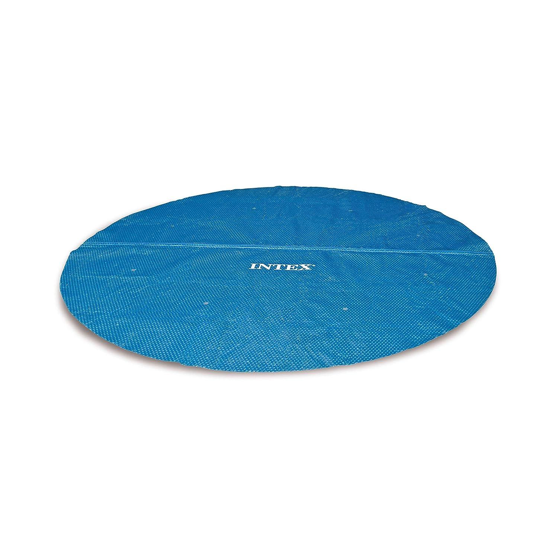 Good Pool Cover #5: Easy Intex Solar Cover