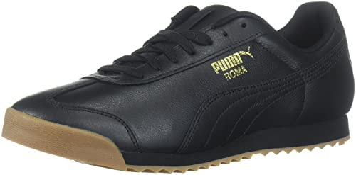 da20f704d Puma Men's Roma Classic Gum Sneaker: Amazon.co.uk: Shoes & Bags