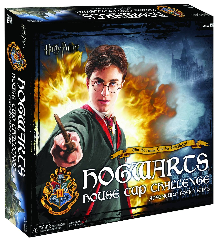 Harry Potter Hogwarts Hogwarts Hogwarts House Cup Challenge Board Spiel d2d003