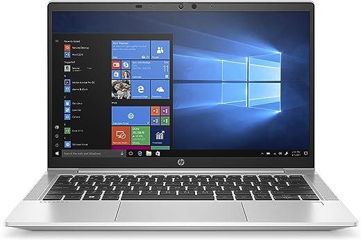 "HP - PC ProBook 635 Aero G7 Notebook, AMD Ryzen 5 4500U, RAM 16 GB, SSD 512 GB, Windows 10 Pro, Schermo 13.3"" FHD, Lettore Impronte Digitali, Tastiera Retroilluminata, Webcam, USB-C, USB, Argento"