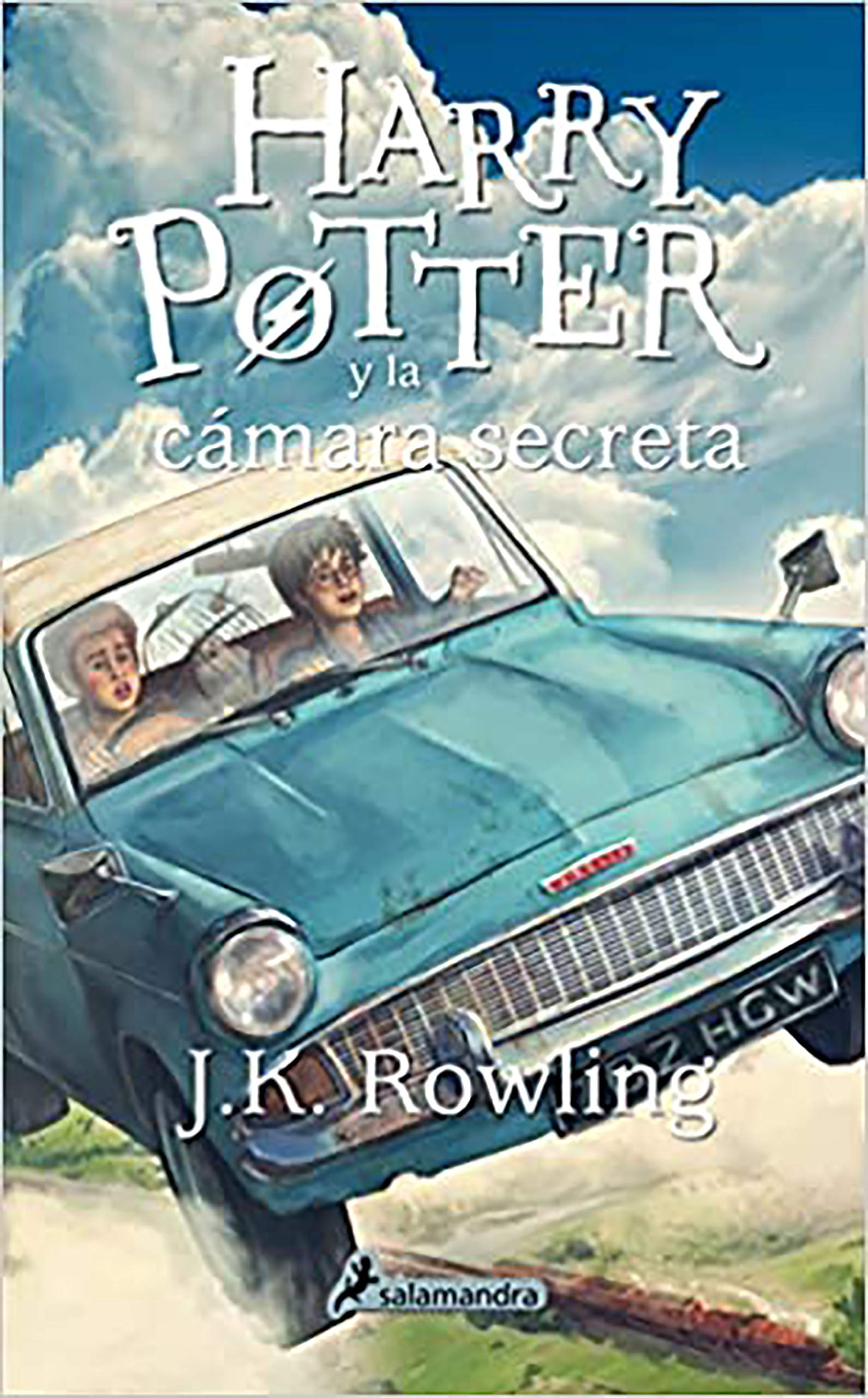 SPA-HARRY POTTER Y LA CAMARA S: Amazon.es: Rowling, J. K.: Libros