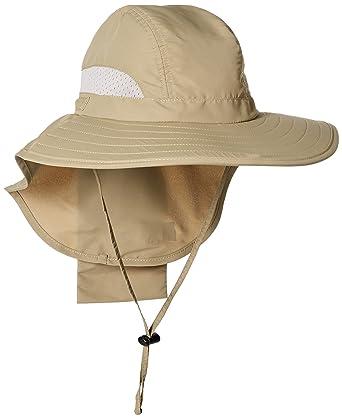 San Diego Hat Co. Men s 4 Inch Brim Packable Sun Hat with Mesh Ventalation  Panel d523b4d16b6