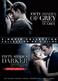 Fifty Shades of Grey / Fifty Shades Darker 2-Movie Collection (Sous-titres français)