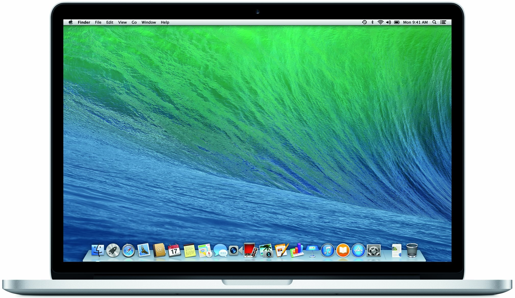 Apple MacBook Pro ME293LL/A 15.4-Inch Laptop with Retina Display (OLD VERSION) (Renewed)