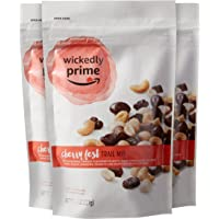 3-Pk. Wickedly Prime Trail Mix, Cherry Fest, 8 Ounce