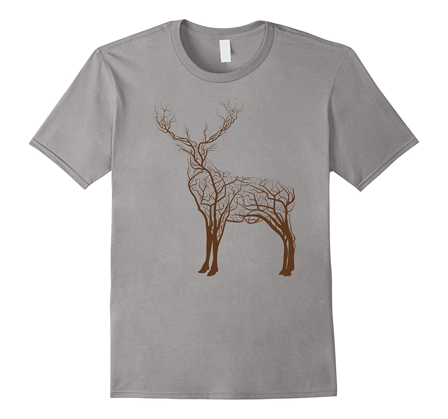 Unisex Deer Hunting T Shirt Outdoor Nature Tee T Shirt Gift-ANZ
