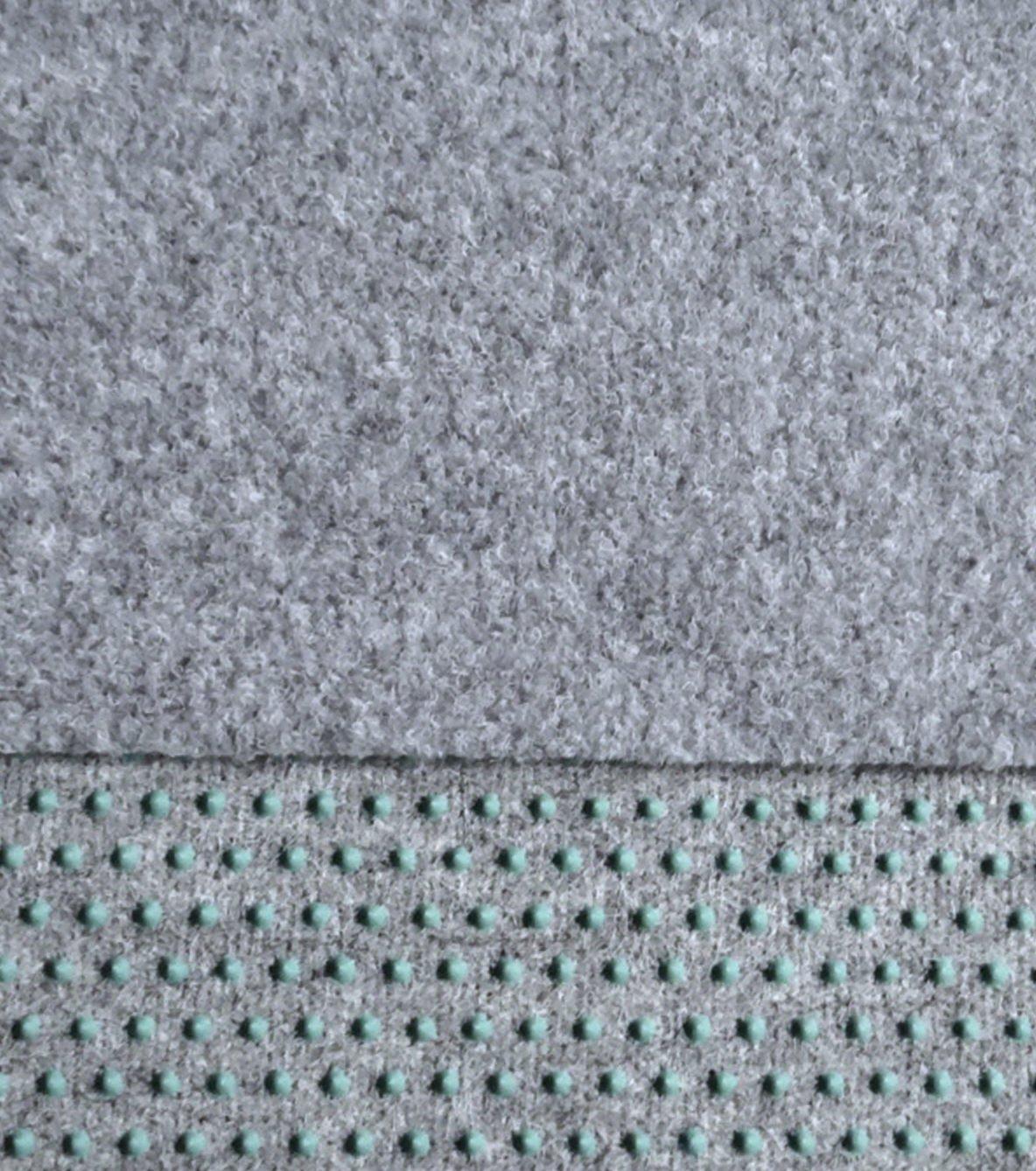 Kunstrasen 300 x 150 cm Rasenteppich,150//250 cm Breite hellgrau