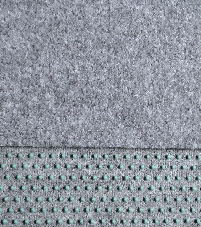 Gr/ö/ße:200 x 1150 cm Balkon Terrasse Camping Meterware wasserdurchl/ässig Rot Blau Grau Braun Beige oder Anthrazit havatex Rasenteppich Kunstrasen mit Noppen 1.550 g//m/² Farbe:Braun