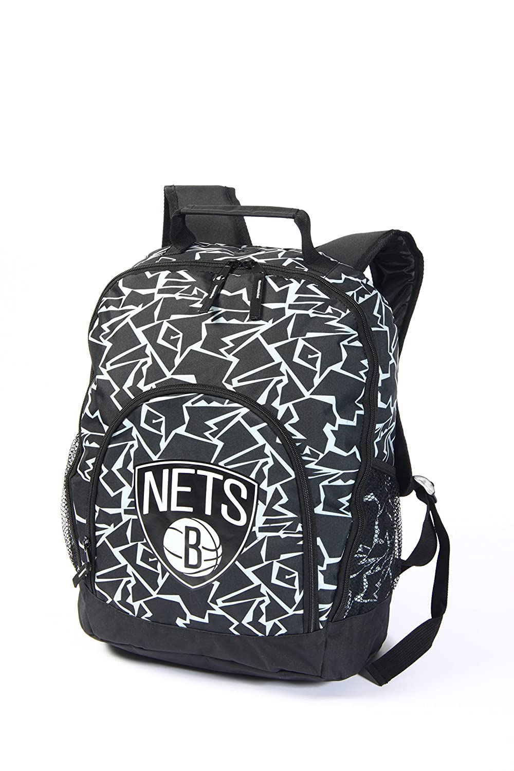 Nba Team Camouflage Back Pack, Brooklyn Nets Forever Collectibles