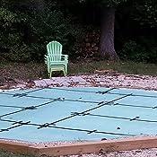 Amazon Com Gorilla Floor Pad For Above Ground Pool Size