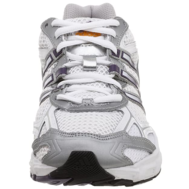 low priced b4b3c c2f5a Adidas Womens Uraha Running Shoe,WhiteSilverPurple,5 M Amazon.in Shoes   Handbags
