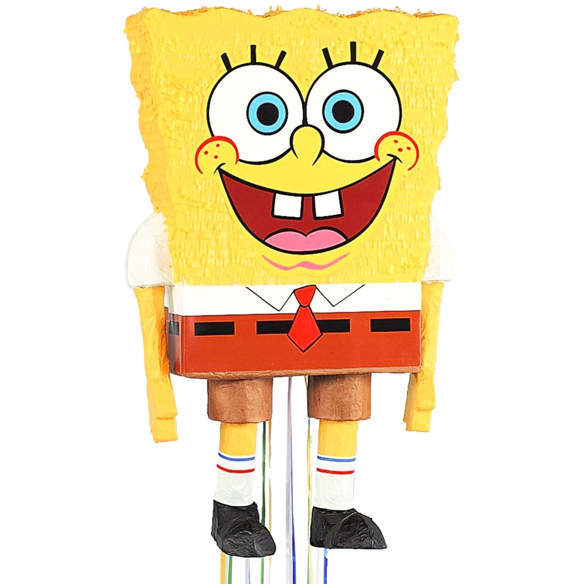 Unique Industries Spongebob Pinata - Party Supplies