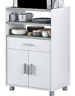 IKEA FAKTUM - Mueble de pared para horno de microondas ...