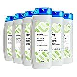 Amazon Brand - Solimo 2-in-1 Dandruff Shampoo and