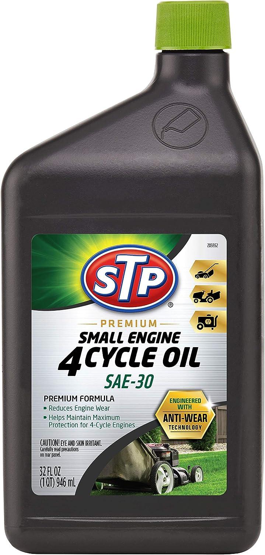 STP 18589 Oil Best Oil For Lawn Mower