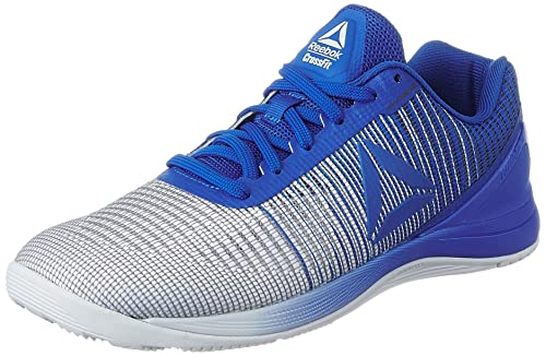 a020b7df534e Reebok Men s R Crossfit Nano 7 Vital Blue White Multisport Training Shoes -  7 UK