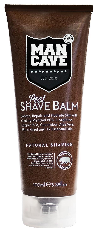 ManCave Post Shave Balm MC10014