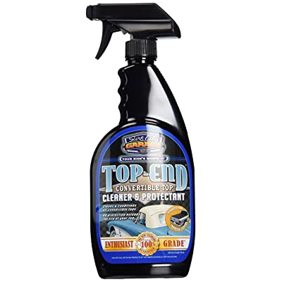 Surf City Garage 109 Top End Convertible Cleaner and Protectant, 24 fl. oz.: Automotive [5Bkhe1013456]