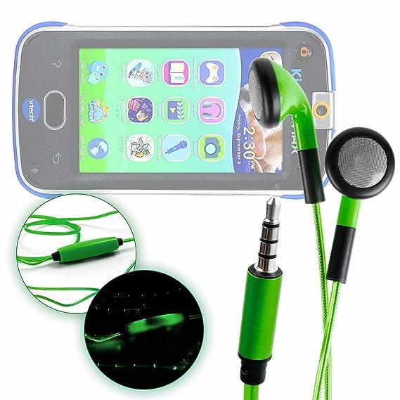 Amazon Com Duragadget Dazzling Green Glowing Neon Light Up Usb