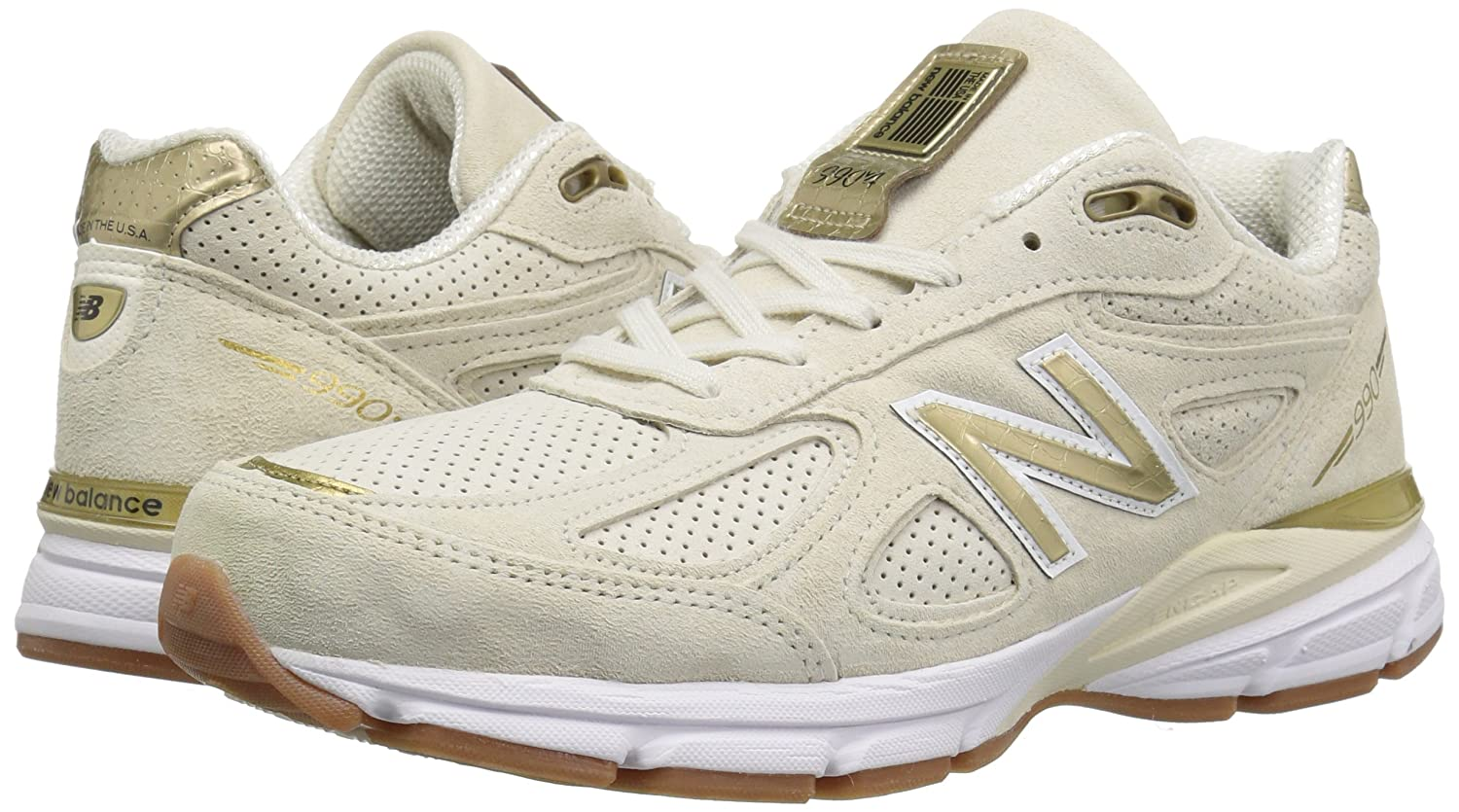 New-Balance-990-990v4-Classicc-Retro-Fashion-Sneaker-Made-in-USA thumbnail 8
