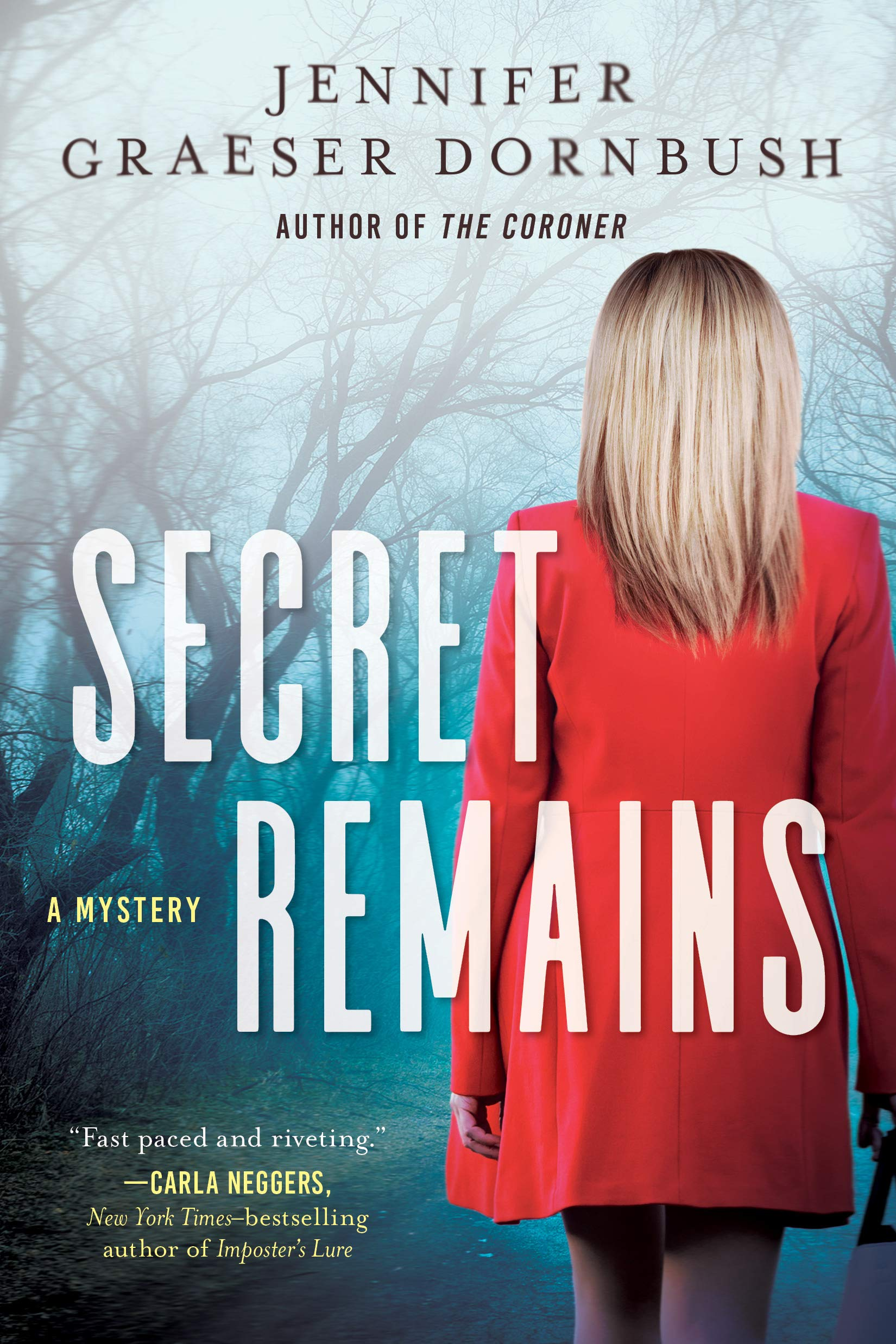 New Mystery Books 2020 Secret Remains: A Coroner's Daughter Mystery: Jennifer Graeser