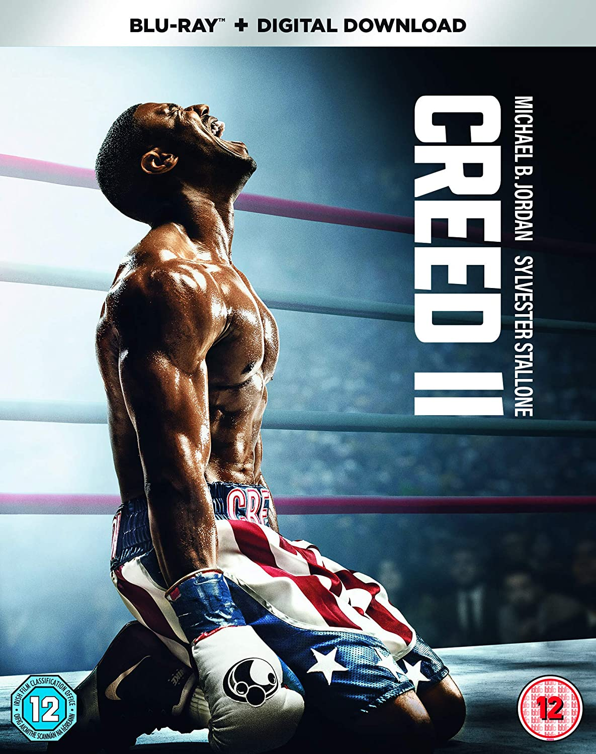 Creed II - Cover
