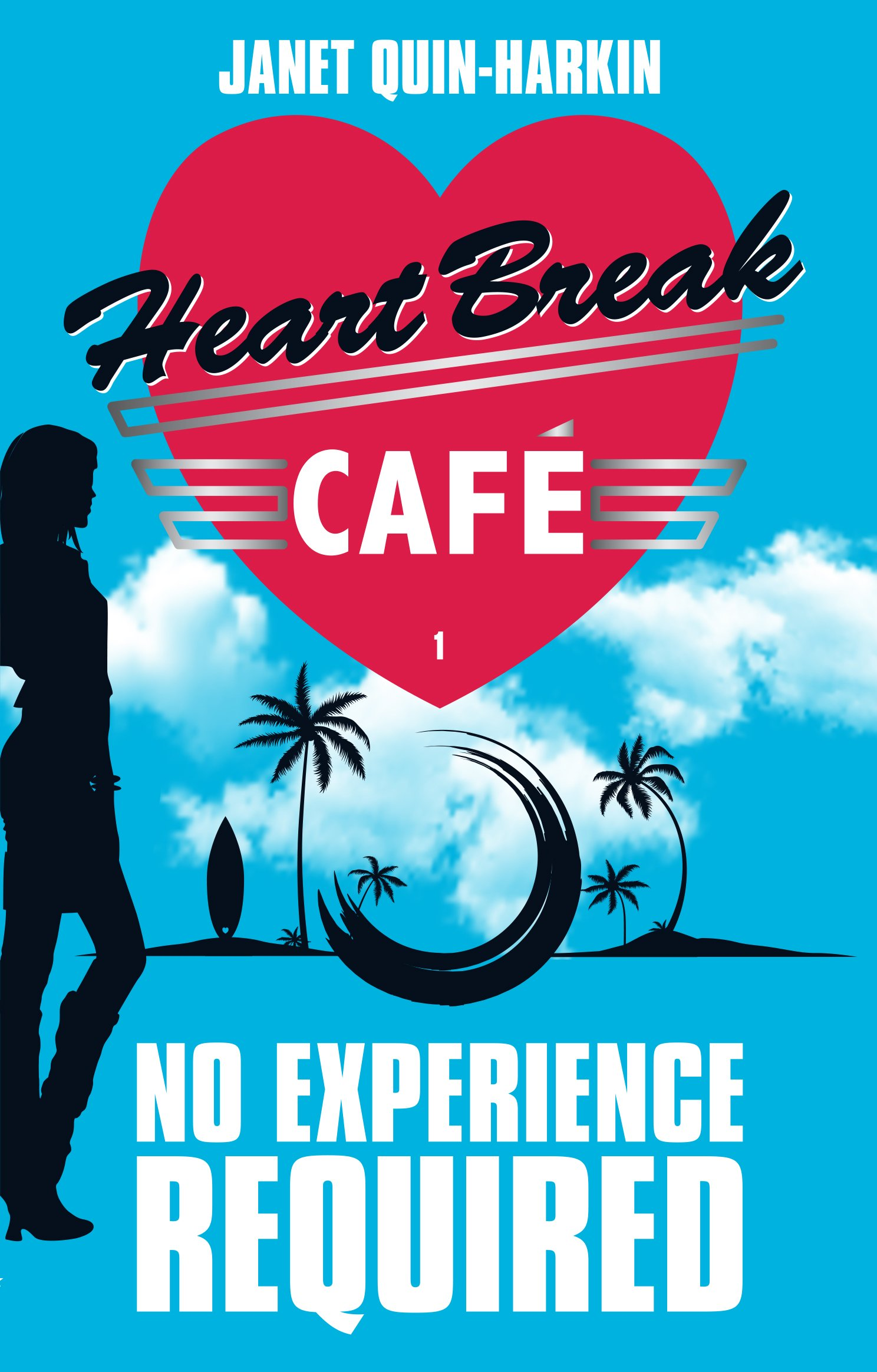 Image result for no experience required book heartbreak cafe
