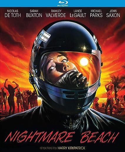 Nightmare Beach 1989 Edizione: Stati Uniti Italia Blu-ray ...