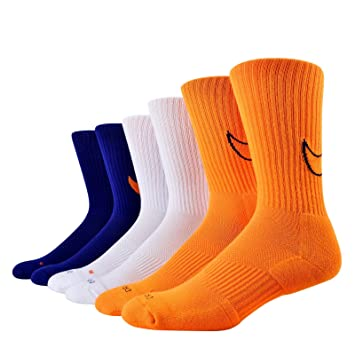 1cd3fa175746a Nike SX4950-918 NIKE 3 PACK DRI-FIT COTTON SWOOSH HBR CREW SOCKS ...